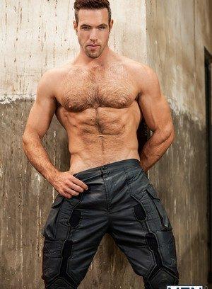 Naked Gay Alex Mecum,