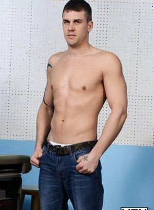 Sexy Dude Darin Silvers,Landon Mycles,