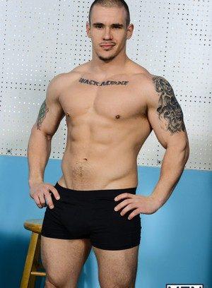 Sexy Dude Landon Mycles,Adam Bryant,