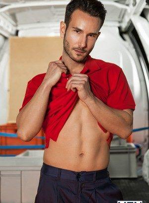 Sexy Dude Mark Sanz,Jp Dubois,