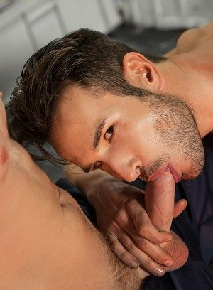Seductive Man Jp Dubois,Mark Sanz,