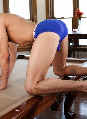 Sexy Dude Colby Jansen,Garrett Cooper,