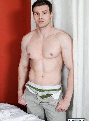 Sexy Dude Erik Andrews,Alex Mecum,
