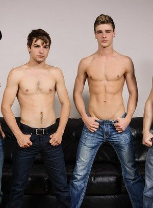Hot Guy Johnny Rapid,Travis Stevens,Rafael Alencar,
