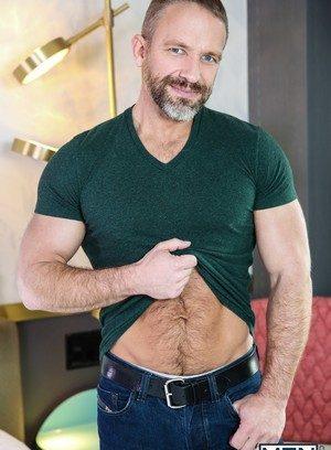 Hot Guy Alex Mecum,Dirk Caber,