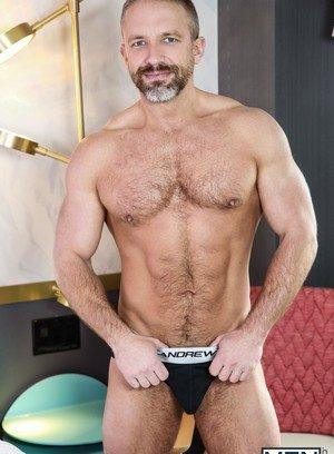 Sexy Dude Dirk Caber,Alex Mecum,