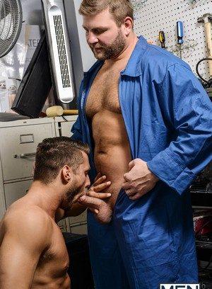 Hunky Gay Rod Pederson,Colby Jansen,