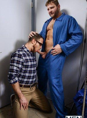 Naked Gay Colby Jansen,Brendan Phillips,