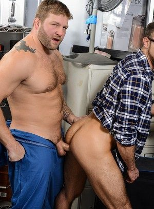 Horny Gay Brendan Phillips,Colby Jansen,