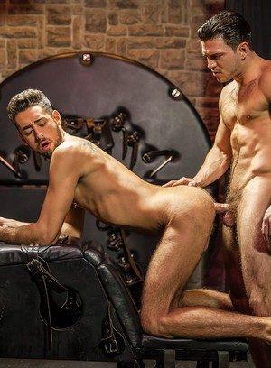 Hunky Gay Massimo Piano,