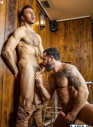 Naked Gay Dario Beck,Jessy Ares,