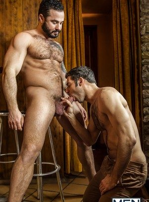 Seductive Man Dario Beck,Jessy Ares,