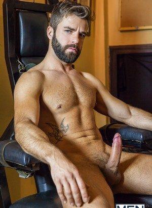 Sexy Gay Matt Anders,Hector De Silva,