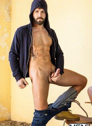 Cute Gay Hector De Silva,Will Braun,