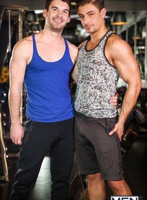 Hot Guy Dustin Holloway,Carter Dane,