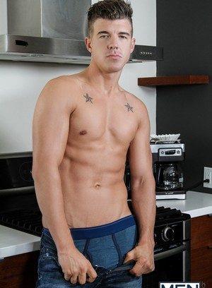 Hot Gay Wesley Woods,Jj Knight,