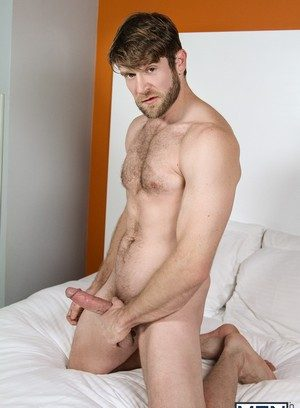 Muscle man Colby Keller,Lucky Daniels,