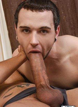 Naked Gay Rafael Alencar,Brad Gray,
