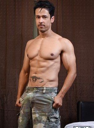 Sexy Dude Brad Gray,Rafael Alencar,