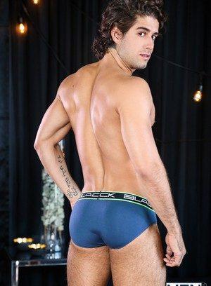 Sexy Gay Diego Sans,Leo Fuentes,