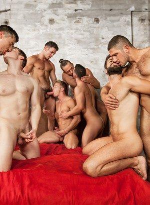 Hot Boy Sunny Colucci,Hector De Silva,Gabriel Cross,Logan Moore,Dato Foland,Darius Ferdynand,Jay Roberts,