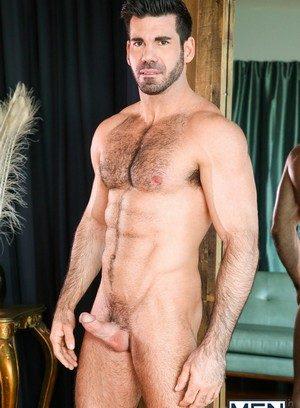 Cute Gay Billy Santoro,Diego Sans,