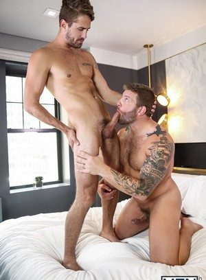 Cocky Boy Wesley Woods,Colby Jansen,