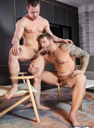 Hot Lover Tommy Regan,Colby Jansen,
