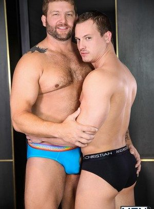 Big Dicked Tommy Regan,Colby Jansen,