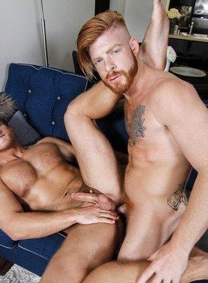 Sporty Hunk Landon Mycles,Bennett Anthony,