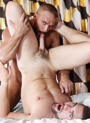Hunky Gay Dirk Caber,Griffin Barrows,