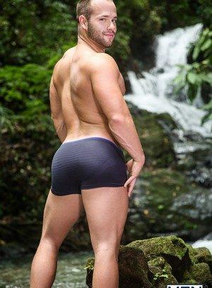 Sexy Dude Luke Adams,Colton Grey,