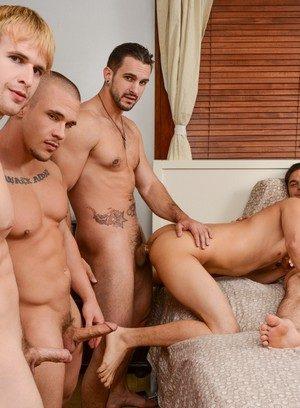 Horny Gay Cameron Foster,Phenix Saint,Aspen,Tino Cortez,
