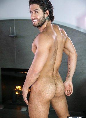 Cute Gay Diego Sans,Wesley Woods,
