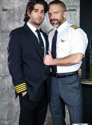 Hot Gay Dirk Caber,Diego Sans,