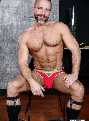 Sexy Dude Dirk Caber,Diego Sans,