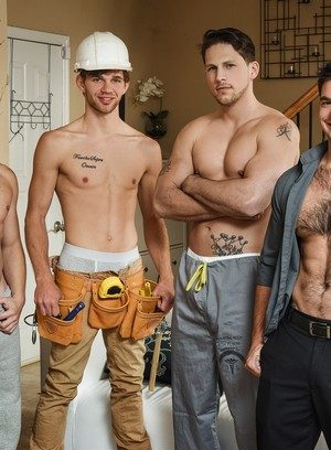 Big Dicked Gay Aspen,Will Braun,Roman Todd,Dalton Briggs,