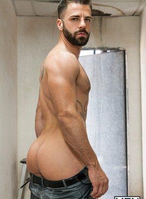 Cute Gay Hector De Silva,Darius Ferdynand,