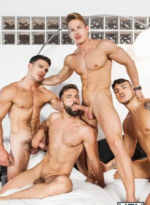Cock Hungry Guy Darius Ferdynand,Klein Kerr,Hector De Silva,