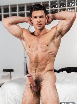 Cute Gay Hector De Silva,Klein Kerr,Darius Ferdynand,