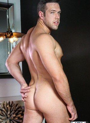 Sexy and confident Alex Mecum,Roman Todd,