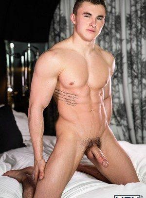 Handsome Guy Landon Mycles,