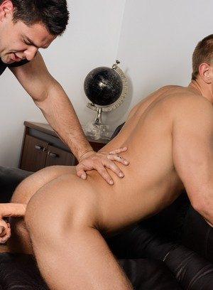 Naked Gay Landon Mycles,Aspen,