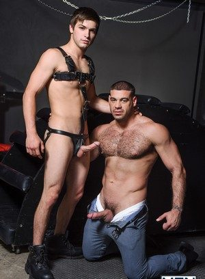 Big Dicked Gay Ricky Larkin,Johnny Rapid,