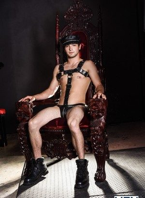 Hot Guy Johnny Rapid,Landon Mycles,