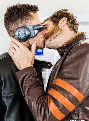 Wild Gay Brenner Bolton,Colby Keller,