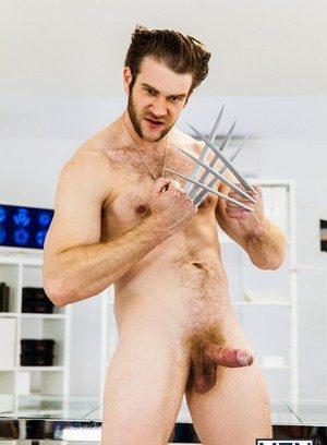 Handsome Guy Brenner Bolton,Colby Keller,