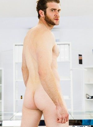 Sexy and confident Colby Keller,Brenner Bolton,