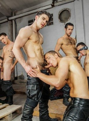Hot Gay Landon Mycles,Paul Canon,Colby Keller,Brenner Bolton,Mike De Marko,