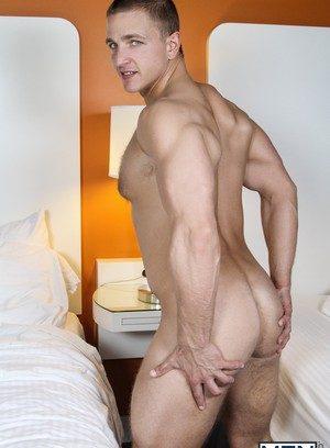 Cute Gay Colton Grey,Landon Mycles,
